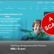Medical Marijuana Scams