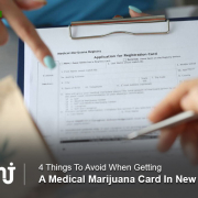 mistakes to avoid when getting a medical marijuana card in New York