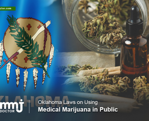 Using Medical Marijuana in Public