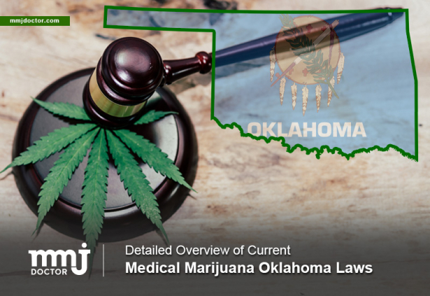 Medical marijuana laws in Oklahoma