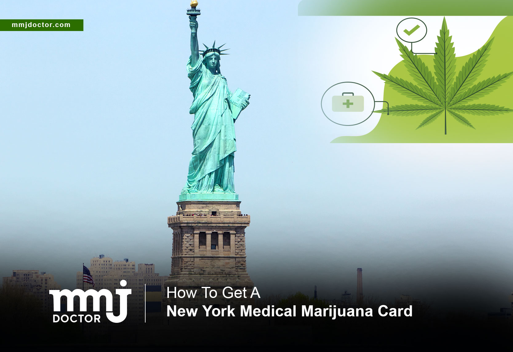 HOW TO GET A NEW YORK MEDICAL MARIJUANA CARD 1