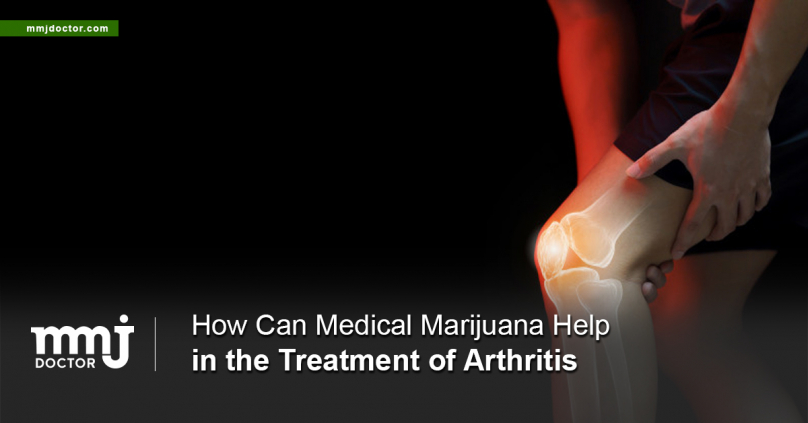 How Can Medical Marijuana Help in the Treatment of Arthritis