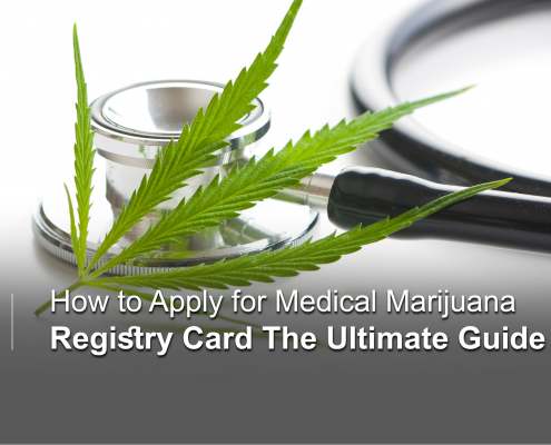 How to Apply for Medical Marijuana Registry Card