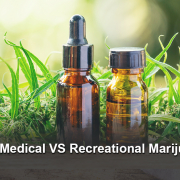 Medical Marijuana and Recreational Marijuana
