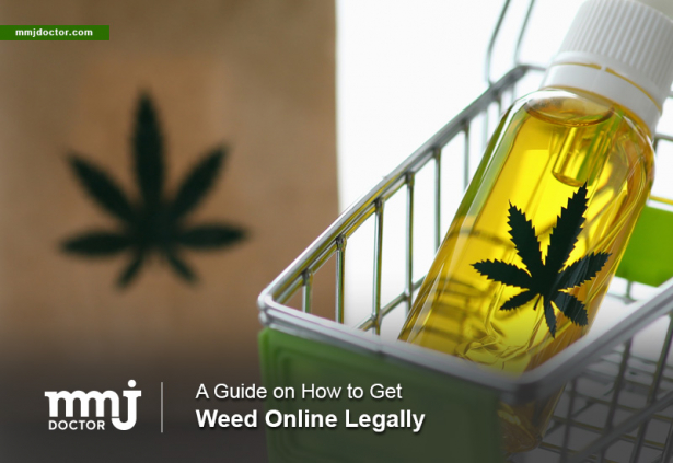 How to get weed online