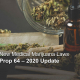 New Medical Marijuana Laws Prop 642020 Update