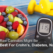 Medical Marijuana might Be Best For Crohn's Diabetes Nausea