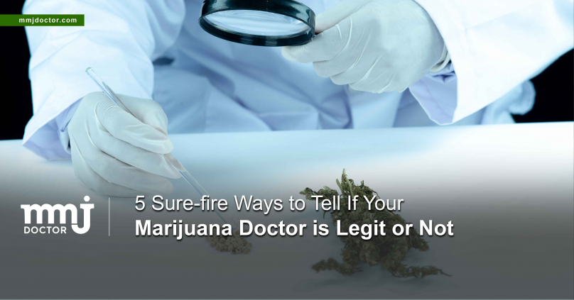 How to find legit marijuana doctor