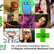 Top 3 Munchies Considered Best by 13 Regular Influential Marijuana Consumers 1