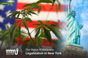 Legalization of marijuana in NY