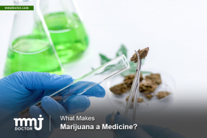 Medical Marijuana as medicine