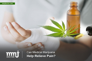 Marijuana for pain
