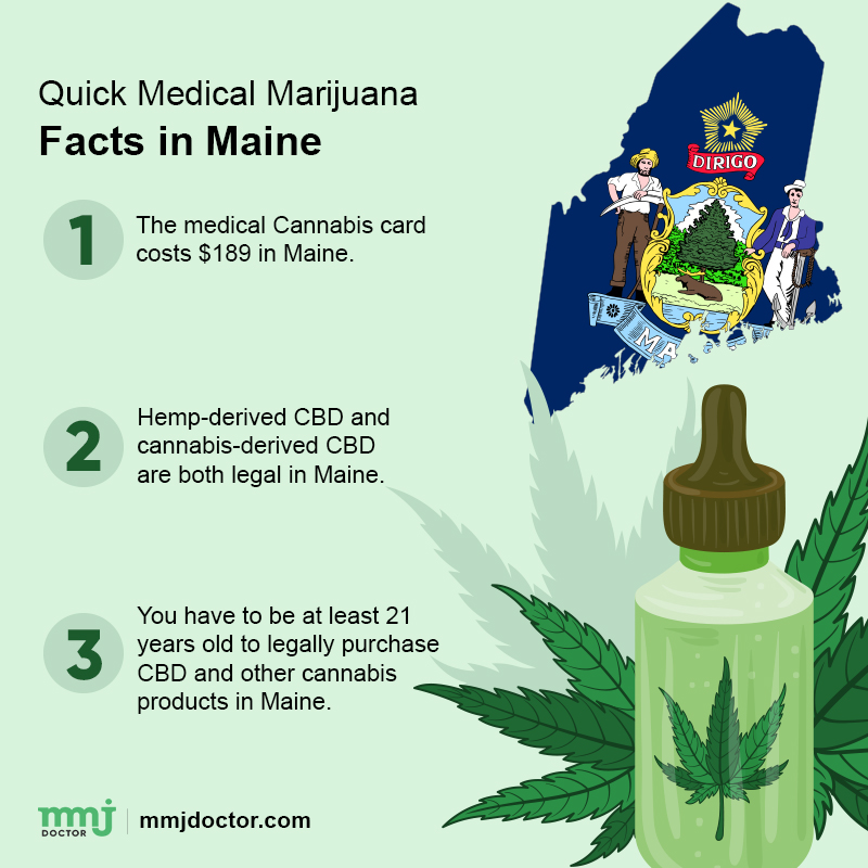 maine medical marijuana card