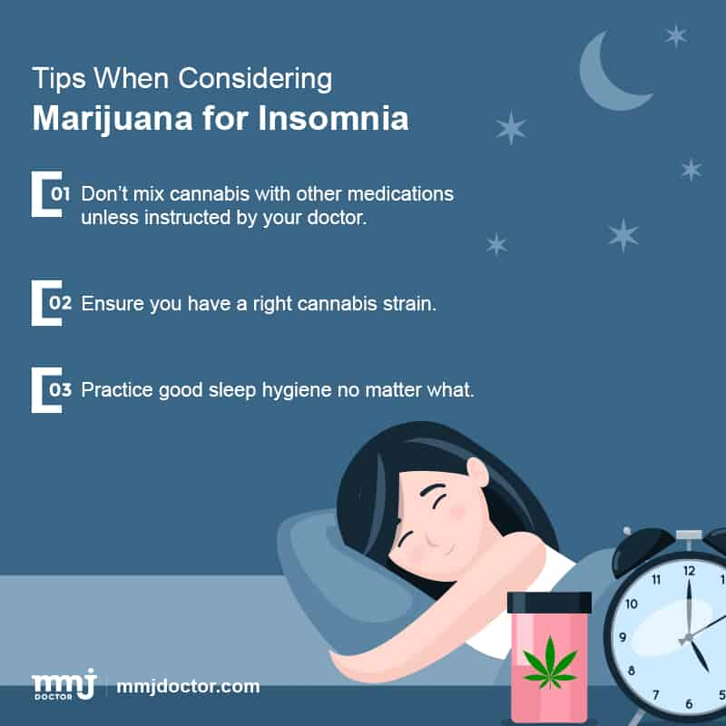 marijuana for insomnia